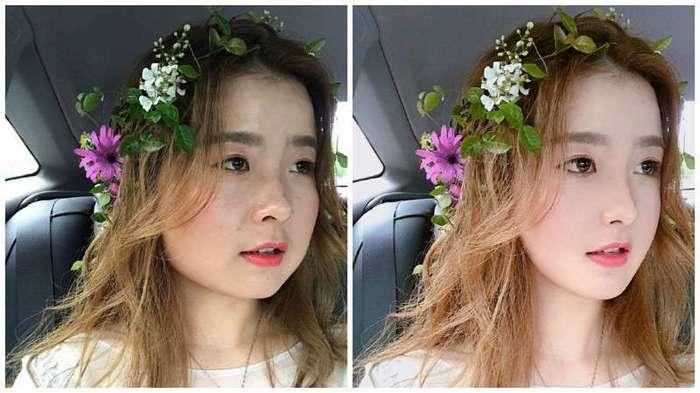Китайская -богиня фотошопа- меняет внешность людей до неузнаваемости (20 фото)