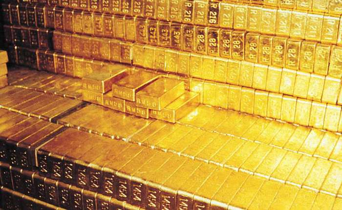 Чего вы наверняка ещё не знаете о золоте (16 фото)