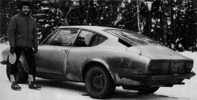 Иномарки в СССР (22 фото)