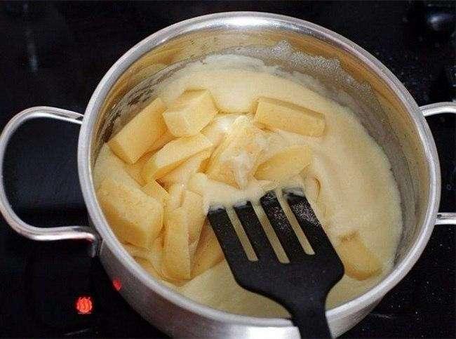 Сырное суфле (9 фото)