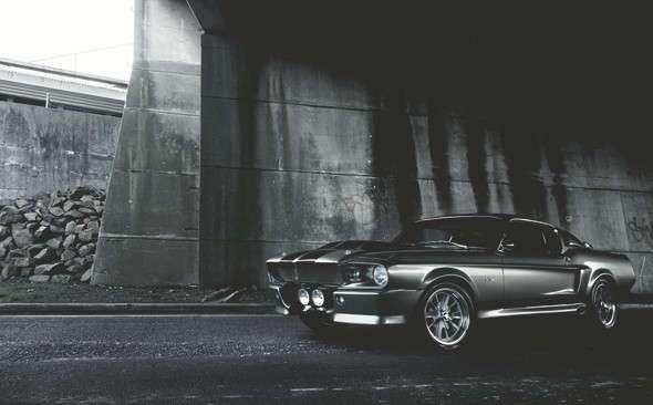 Быстрые автомобили, история маслкаров (12 фото)