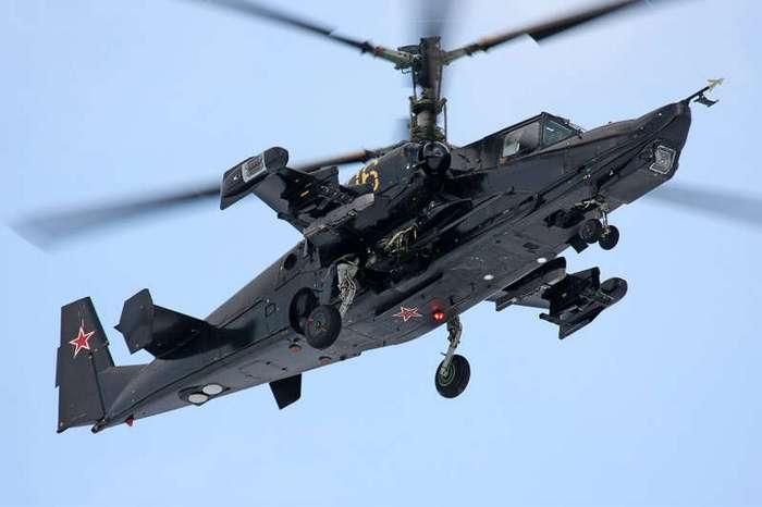 Акула, ставшая аллигатором. Как сложилась судьба вертолета Ка-50 (7 фото)