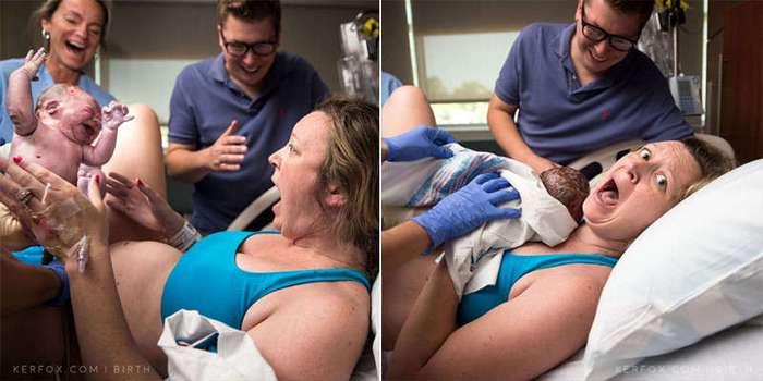 -Это мальчик!-: Женщины в её семье 50 лет рожали девочек, но внезапно случилось чудо (3 фото)