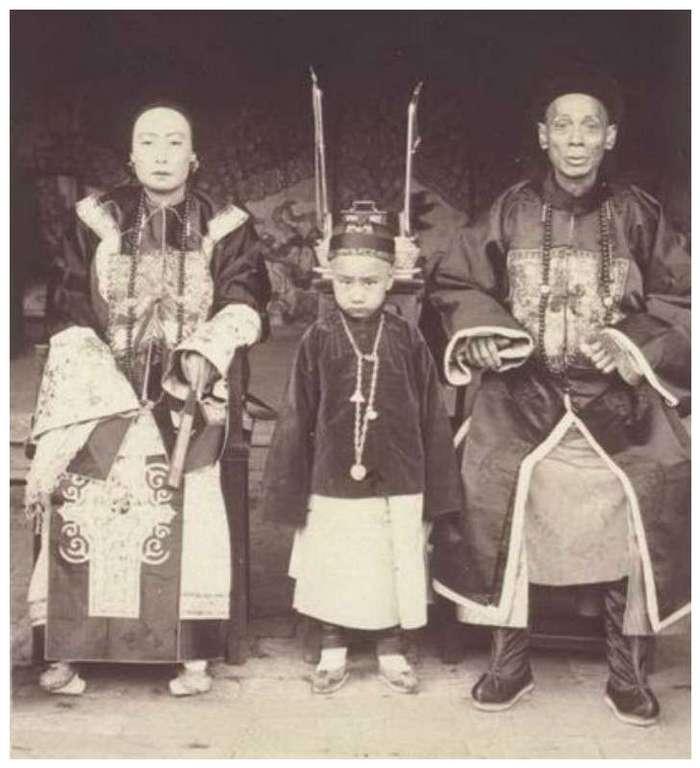 Китай в исторических фотографиях (25 фото)