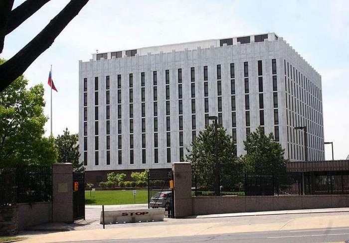 Дом-шпион ФБР для слежки за русскими (5 фото)