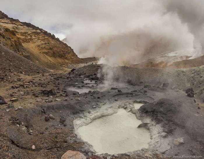 Преисподняя. Мутновский вулкан (24 фото)