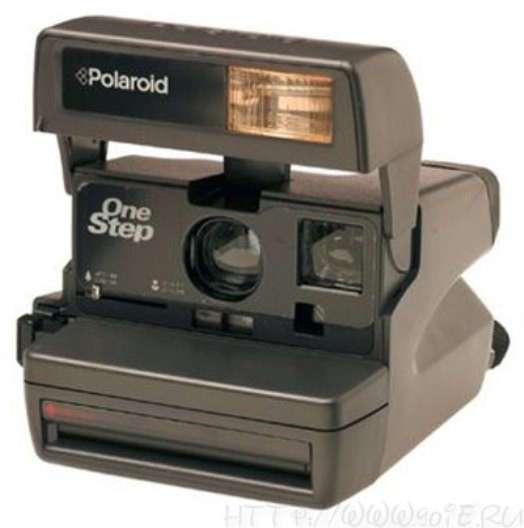 День рождения фотоаппарата Polaroid (4 фото)