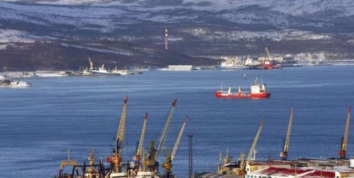 Крупномасштабная морская стройка: в России создадут искусственные острова (2 фото)