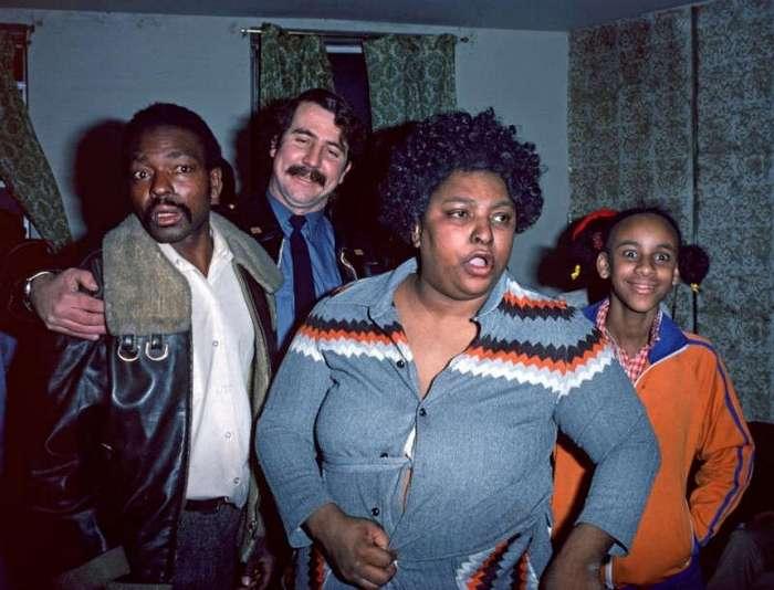Преступный Нью-Йорк 70х (33 фото)