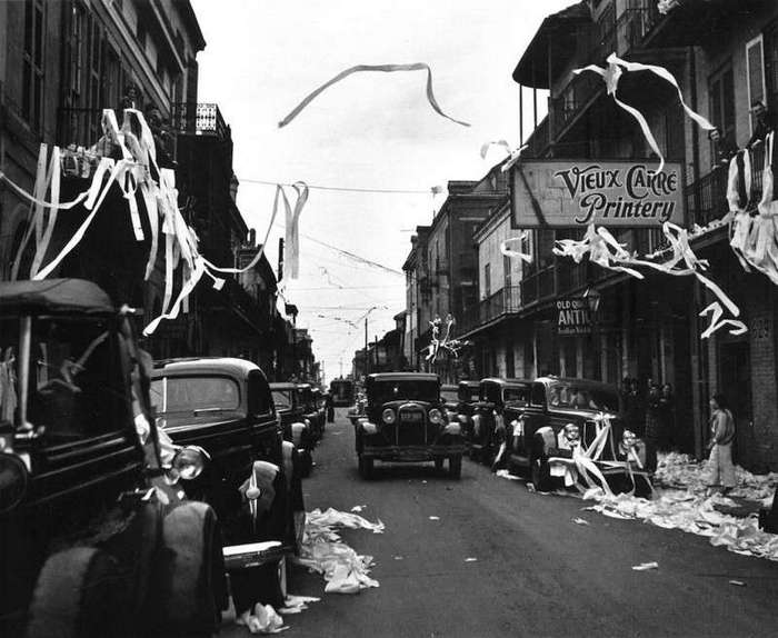Машина Времени. США 30-х с Джоном Гутманном (20 фото)