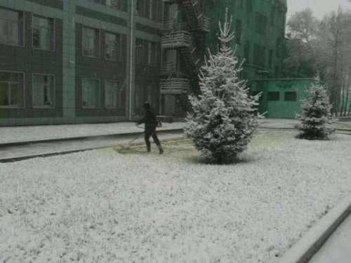 А в России в это время… (24 фото)