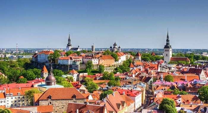 Интересные факты о Таллине (3 фото)
