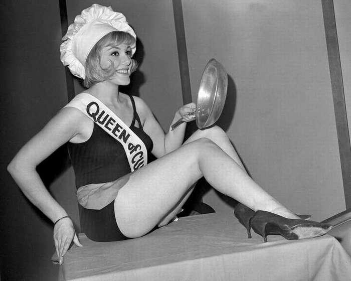 -Сосисочная королева- и еще 19 удивительных фотографий с конкурсов красоты (20 фото)