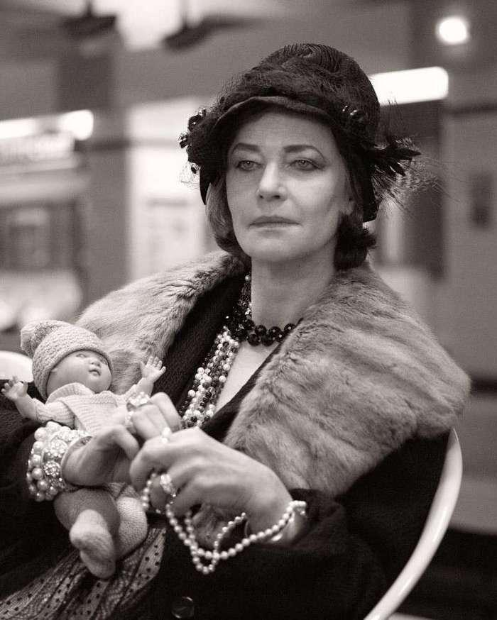 Чувственные снимки знаменитостей от фотографа Беттины Раймс (28 фото)