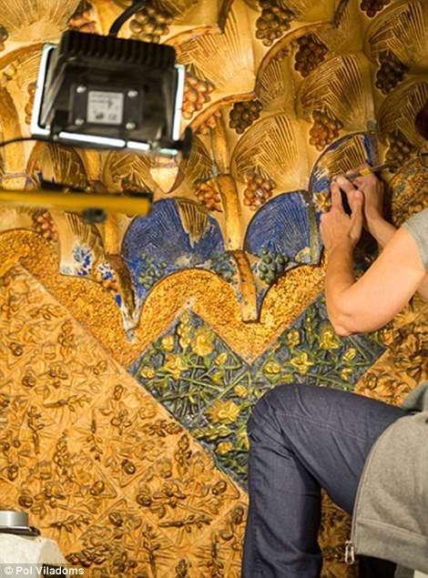 Публике впервые покажут первое творение Гауди (16 фото)