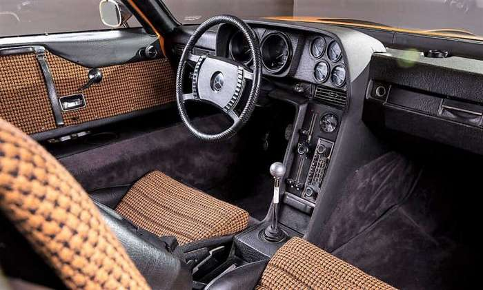 Mercedes-Benz C111 - бомба замедленного действия (20 фото)