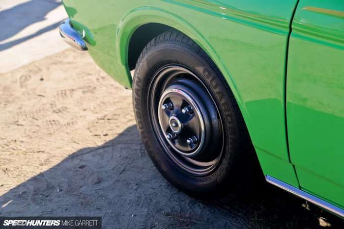 Subaru GL 1973 - Да, это Субару (10 фото)