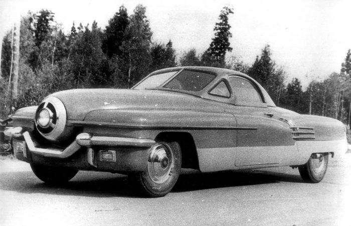 Советские автомобили, которые не попали в серийное производство (14 фото)