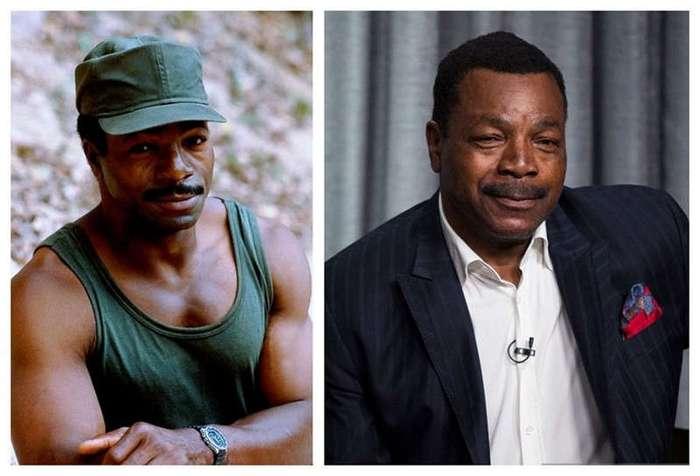 -Хищник-. Как изменились актёры фильма за 30 лет (13 фото)