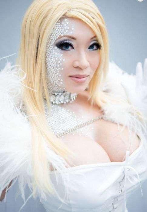 Косплеерша Яя Хан и ее замечательные образы (13 фото)