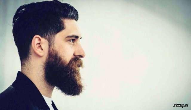 ТОП 6 причин по которым женщины без ума от -бородачей- (6 фото)