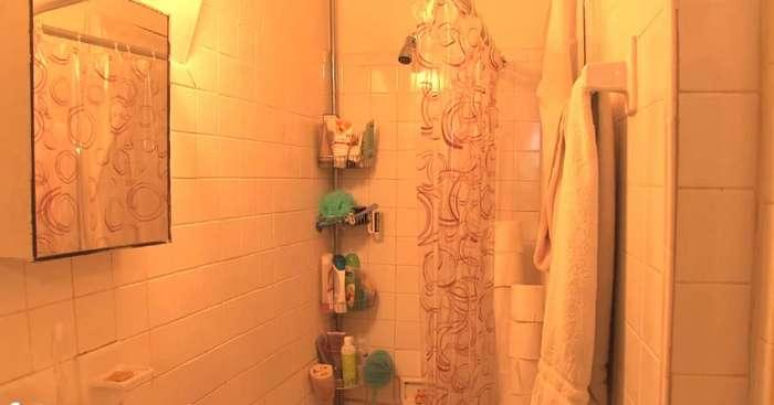 Квартира в центре Нью-Йорка на 8,4 кв. метрах. Как она там живет?