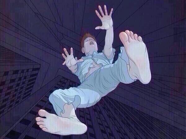 Вот почему наше тело иногда резко вздрагивает, когда мы только заснули… Удивительно!