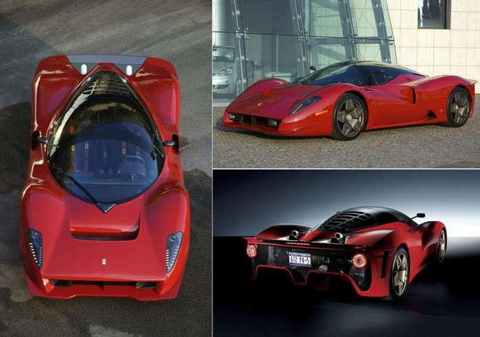 7 великих машин, выпущенных в единственном экземпляре (12 фото)