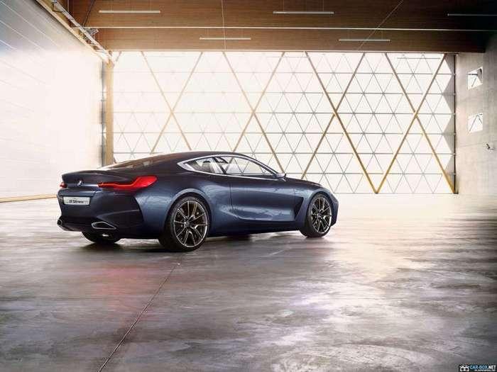 BMW Concept 8 Series (7 фото)