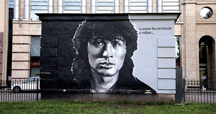 55 лет назад родился рок-музыкант Виктор Цой (5 фото)