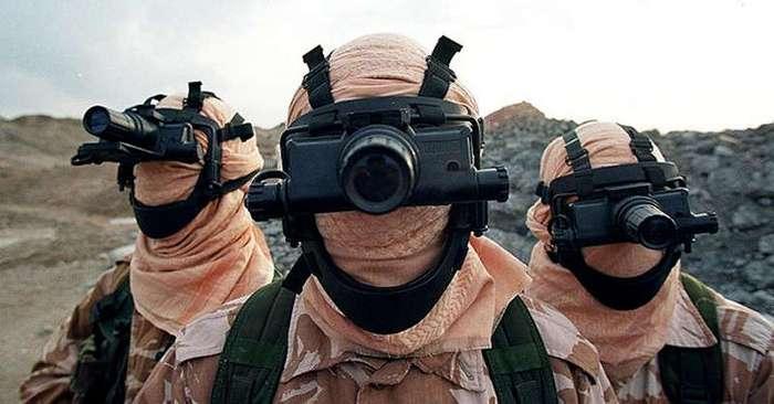 Современные солдаты, которые выглядят, как пришельцы из будущего (21 фото)