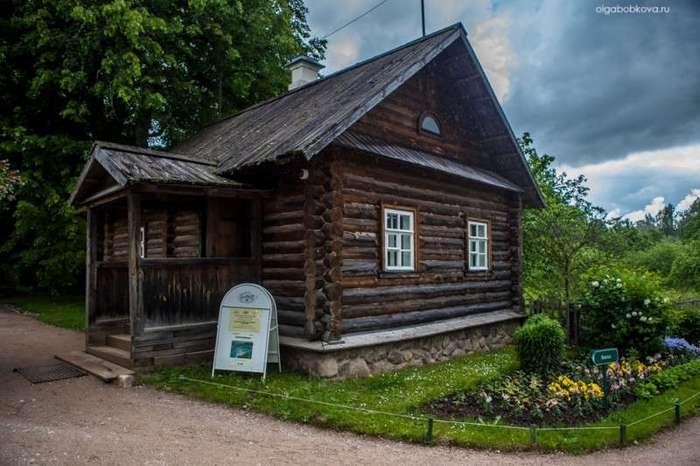 Усадьба -Михайловское- (25 фото)