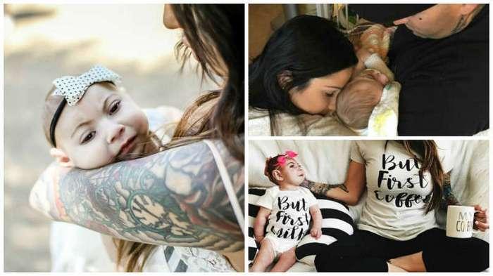 Мать больной девочки нашла вдохновляющий способ оплатить больничные счета (7 фото)