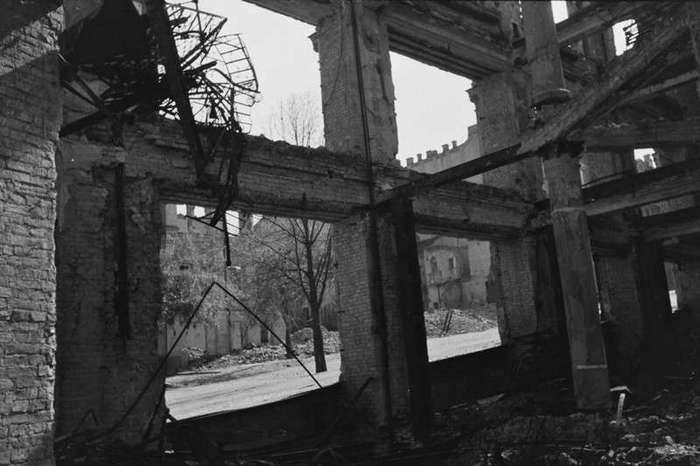22 июня, ровно в четыре часа, Киев бомбили (10 фото)