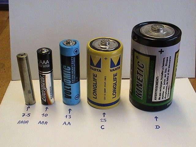 Где найти или как добыть батарейки АААА (7 фото)