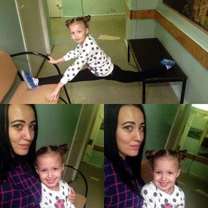 В очереди на прием к врачу каждый развлекается как может (19 фото)