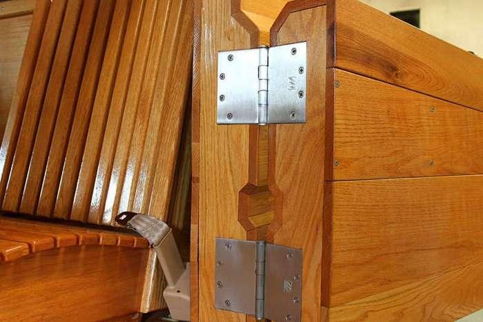 Полностью деревянный пикап Ford из Южной Дакоты (26 фото)