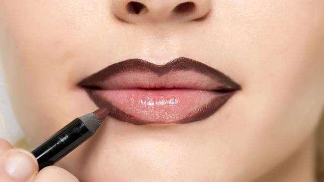 Урок красоты: 7 ошибок, которые необходимо избегать при нанесении губной помады
