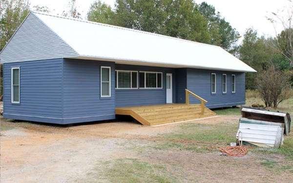А вы бы заплатили $20000 за этот дом? Не отвечайте, пока не заглянете внутрь!