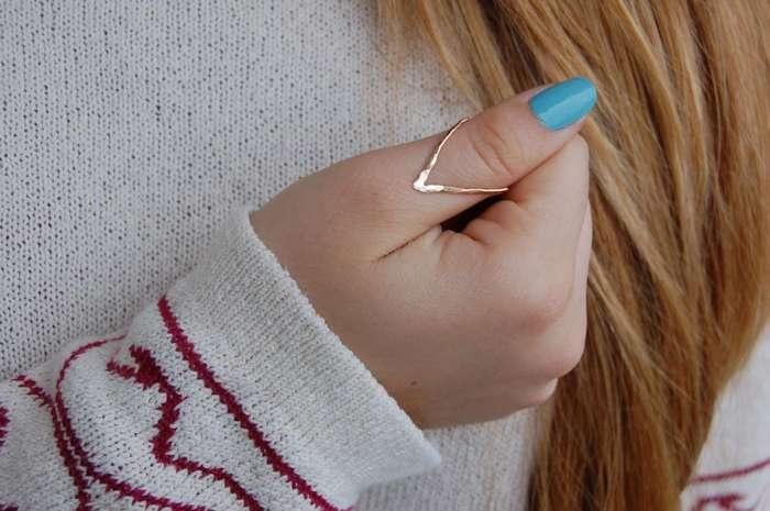 Значение колец на разных пальцах: что вы хотите сказать окружающим?