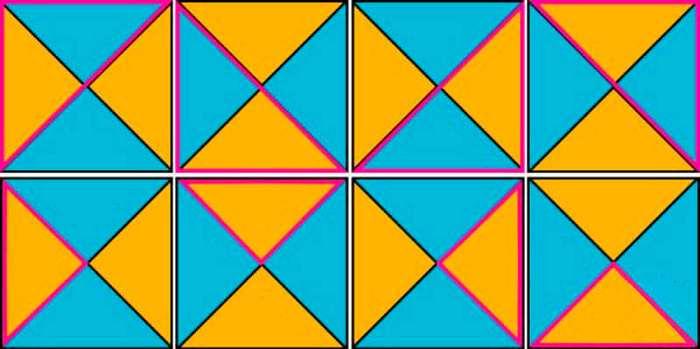 Никто не может подсчитать, сколько здесь треугольников, с первого раза. А вам слабо?