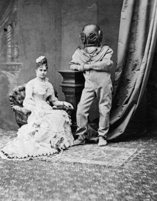 35 фотографий из прошлого, которые больше всего вызывают только одно - недоумение