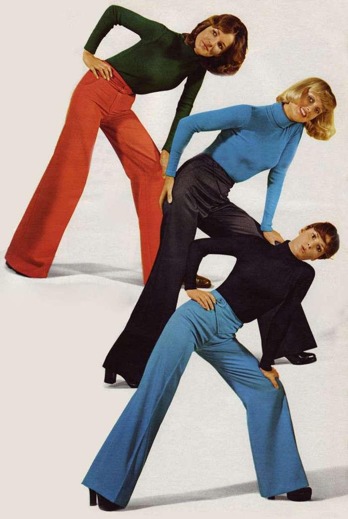 А вот какую обувь носили в 70-е (20 фото)