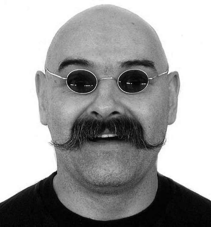 Чарльз Бронсон (Майкл Питерсон) - наиболее известный заключенный в Англии (11 фото)
