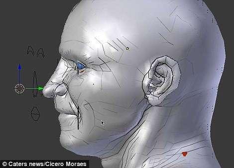Ученые восстановили внешность жертвы Везувия (18 фото)
