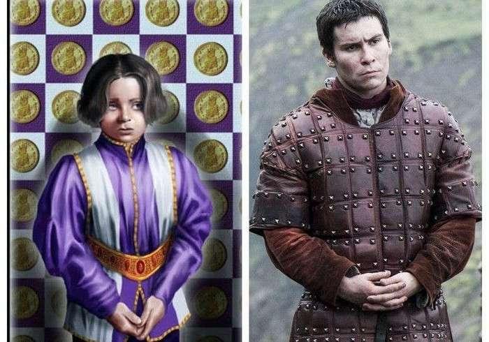 Как 20 персонажей -Игры престолов- должны выглядеть на самом деле (21 фото)