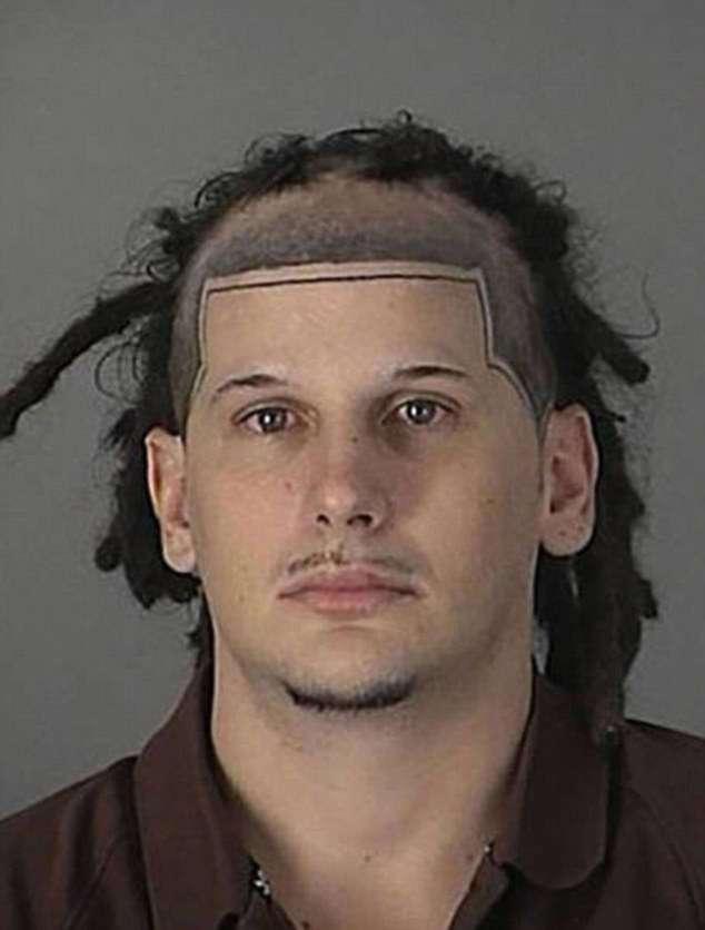Сумасшедшие -криминальные прически-: перлы из полицейских архивов (25 фото)