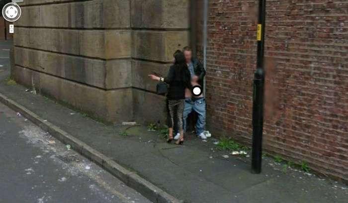 15 преступлений, попавших на карты Google Earth (16 фото)