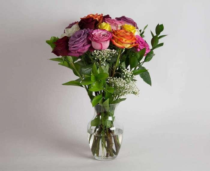 """Язык цветов: о чем """"говорят"""" те или иные букеты"""
