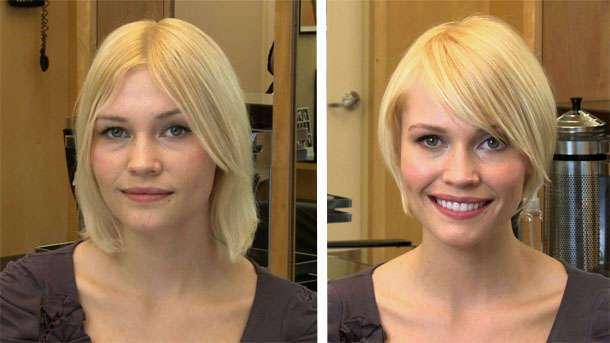 Вот как подобрать наиболее удачную прическу по форме лица